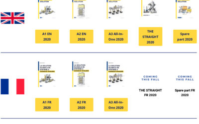 Heatlock All new nozzle catalogues